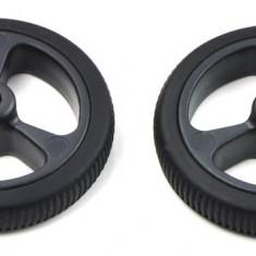 Pereche de Roţi Pololu 32 x 7 mm - Negre