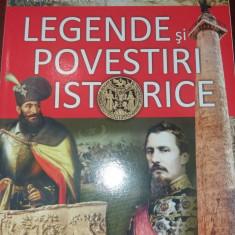 LEGENDE SI POVESTIRI ISTORICE PETRU DEMETRU POPESCU