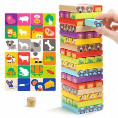 Turnuletul instabil - Animalute vesele PlayLearn Toys