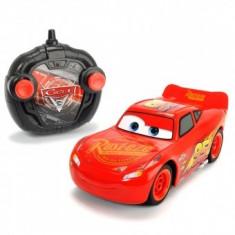 Masina Cars 3 Turbo Lightning McQueen cu telecomanda