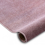 Mocheta SANTA FE roz roșu 60 simplu, culoare, solidă, 200 cm
