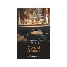 Maigret, vol. 54 -Craciunul lui Maigret