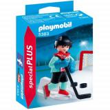 Figurina Jucator de Hochei, Playmobil