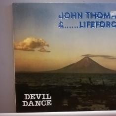John Thomas & Lifeforce – Devil Dance (1980/Nabel/RFG) - Vinil/Rar/Jazz-Fusion/M