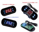 Termostat electronic digital clocitoare rulota 12V