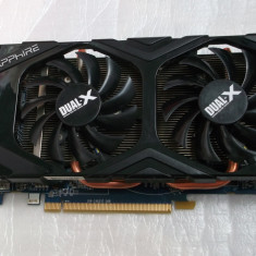 Placa video Sapphire Radeon HD7850 Dual-X 2GB GDDR5 256-bit