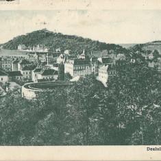Carte poștală Brașov Dealul Cetățuei
