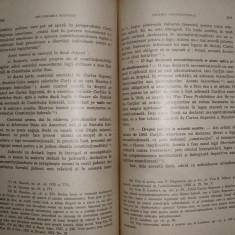 carte veche 1930 G. Alexianu curs de drept constitutional vol I statul org.