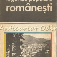 Legende Populare Romanesti - Nicoleta Coatu