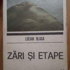 Zari Si Etape - Lucian Blaga ,303955