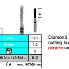 Freza Taiat Coroane Diamantata
