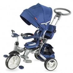 Tricicleta multifunctionala COCCOLLE Modi albastru