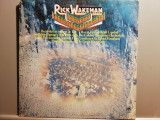 Rick Wakeman – Journey to The Centre of.... (1974/A&M/Holland) - Vinil/Vinyl/NM