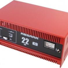 Redresor baterie auto Absaar Germany 12V 22A incarcator cu incarcare normala/rapida + Robot pornire 180Amps Kft Auto
