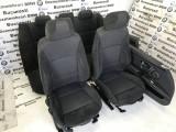 Scaune,interior sport M Recaro alcantara BMW E90 in stare f buna