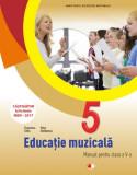 Educație muzicală. Manual. Clasa a V-a