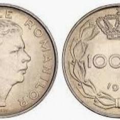 Romania 1944 - 100 lei aUNC