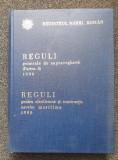 REGULI GENERALE DE SUPRAVEGHERE * REGULI CLASIFICAREA CONSTRUCTIA NAVELOR 1990