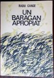 RADU CANGE - UN BARAGAN APROPIAT (VERSURI) [volum de debut, 1989]