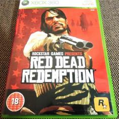 Red Dead Redemption, XBOX360, compatibil XBOX one, original!