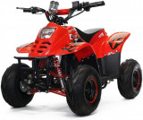 ATV electric ECO Bigfoot 800W 36V cu Baterie Detasabila Rosu