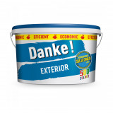 Vopsea lavabila pentru exterior Danke 5 L