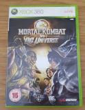 Joc Mortal Kombat vs DC Universe, XBOX360, original, alte sute de jocuri!, Sporturi, 3+, Multiplayer