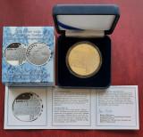 Moneda de argint - 10 Euro Finlanda, 2005, Europa