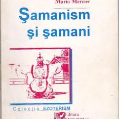 MARIO MEWRCIER - SAMANISM SI SAMANI