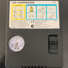 Compresor auto 12V autoturisme Mazda