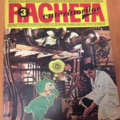 RACHETA CUTEZATORILOR  Nr 3  ( Anul 3  ) Martie  1971