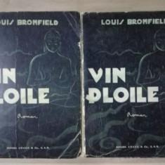 Vin ploile 1, 2 - Louis Bromfield Editura: Socec & Co