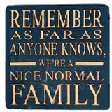 Suport pahar - Nice Normal Family | Boxer