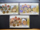 Europa - 3 x 3,88 Euro, Luxemburg, Estonia, Malta - Seturi  Euro (21)