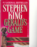 Carte in limba engleza: Stephen King - Gerald's Game