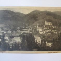 Câmpeni/Alba,carte postala circulata 1935