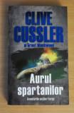 Aurul spartanilor - Clive Cussler, Litera