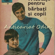Tricotaje Pentru Barbati Si Copii - Kehaia Ciresica, Serafim Ven