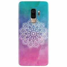 Husa silicon pentru Samsung S9 Plus, Mandala
