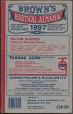 Brown's Nautical Almanac 1997, 1996