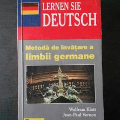 WOLFRAM KLATT - LERNEN DIE DEUTSCH