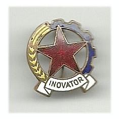 Insigna Inovator, RPR