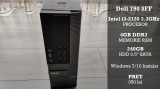 Calculator Dell Optiplex 790 Intel i3-2120 4GB RAM 240 GB Windows 7/10, Intel Core i3, 4 GB, 200-499 GB
