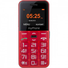 Telefon mobil MyPhone Halo Easy Red