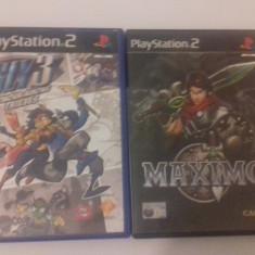Joc PS2 x 2 - Lot 002