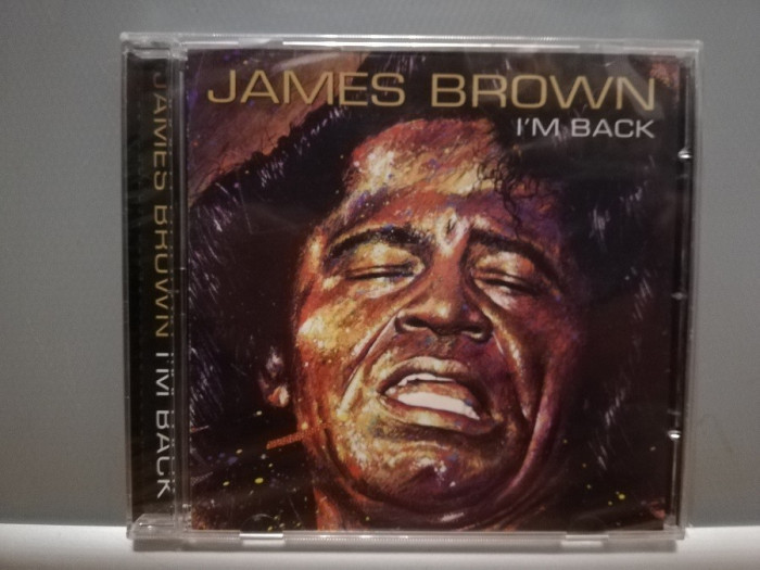 James Brown - I'm Back (1998/Eagle/Austria) - CD ORIGINAL/Sigilat