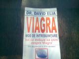 VIAGRA. MOD DE INTREBUINTARE - DAVID ELIA