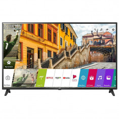 Televizor LG LED Smart TV 49 UK6200PLA 124cm Ultra HD 4K Black