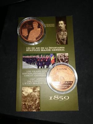 150 de ani de la înfiinţarea Statului Major General al Armatei Române foto