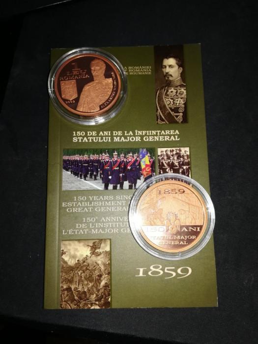 150 de ani de la înfiinţarea Statului Major General al Armatei Române